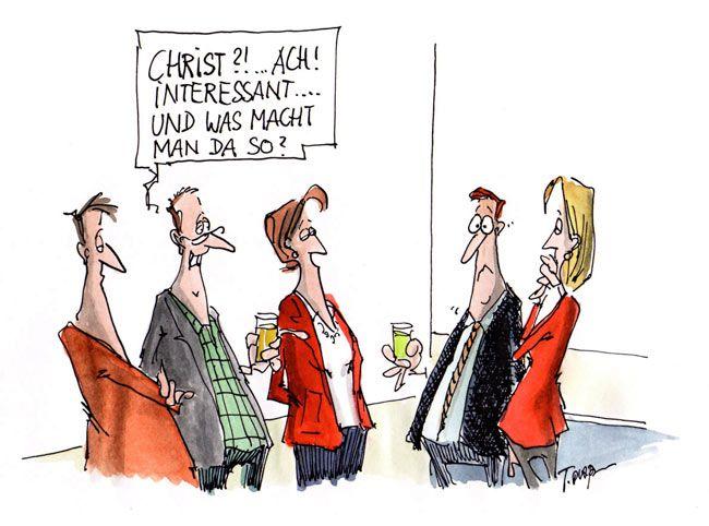 Cartoon von ThomasPlaßmann