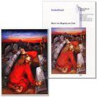 """Ostern (2007) zur Karte """"Maria von Magdala"""" von Sieger Köder"""