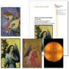 """Adventsandachten 2011 zu dem Motiv """"Labyrinth"""" und 3 Engelsmotiven"""