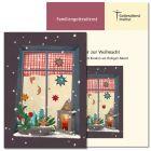 """""""Fenster zur Weihnacht"""". Heilig Abend mit Kindern (2020) zur gleichnamigen Faltkarte"""