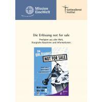 """""""Die Erlösung not for sale"""". Predigten aus aller Welt... (2020)"""