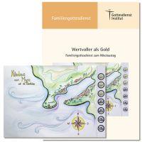 """""""Wertvoller als Gold"""". Familiengottesdienst zum Nikolaustag (2020)"""