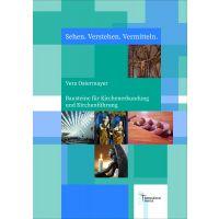 """Kirchenführerbuch. """"Sehen. Verstehen. Vermitteln."""" (2021)"""