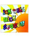 """CD """"Ich will dich segnen"""" (Liedtext und Musik: Jens Uhlendorf)"""