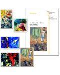 Passionsandachten 2012 zu 5 Chagall-Karten