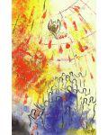 """Karte """"Netzwerk des Geistes"""" (Christel Holl)"""