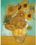"Karte ""Sonnenblumen"" (van Gogh)"