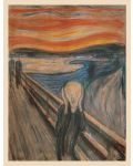 """Karte """"Der Schrei"""" (Edvard Munch)"""