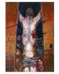 "Passionskarte 5 ""Jesus stirbt am Kreuz"""