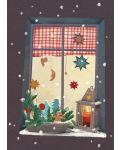 """Faltkarte """"Fenster zur Weihnacht"""""""